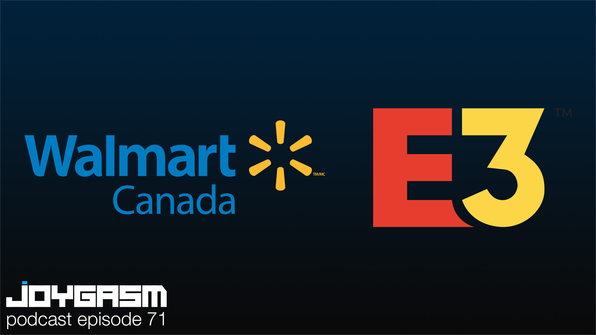 Ep. 71: Walmart Spilling the Beans on AAA Titles Possibly Announced at E3 & More