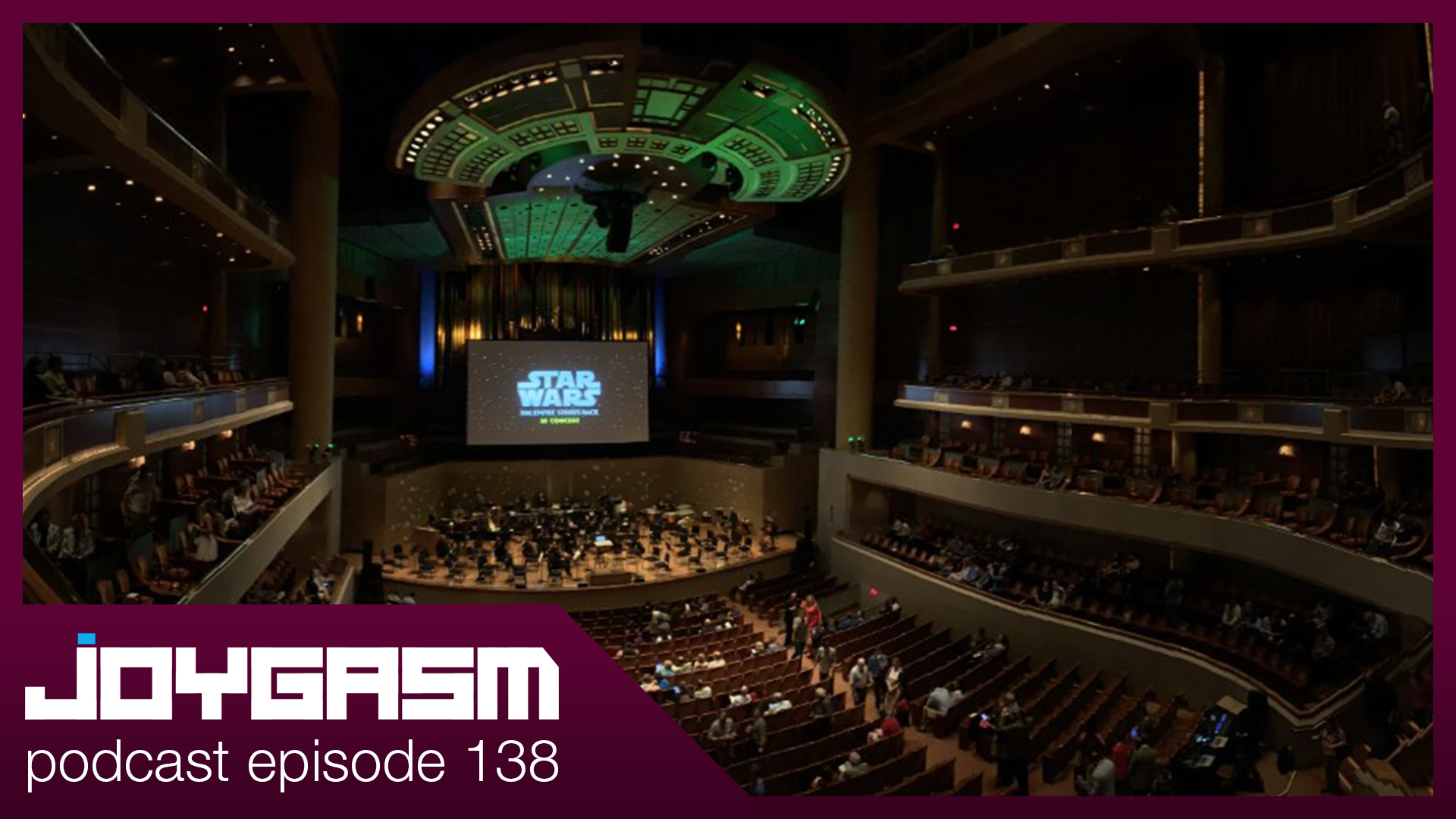 Ep. 138: The Empire Strikes Back Performed By The Dallas Symphony & More